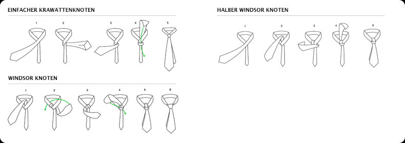 Geschichte Der Krawatte Wie Englisch Knoten Windsor Und Windsor Nahen
